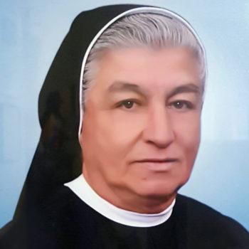 Sor María Raquel Escalante Castañeda